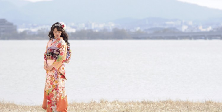 HAREnohi  FURISODE COLLECTION 2016